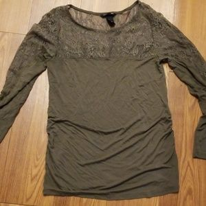 Maternity top. New without tags